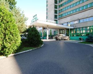 3 hvězdičkový hotel Hotel Światowit Lodž Polsko