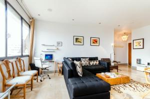 Appartement Sophia, Apartmanok  Casablanca - big - 12