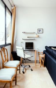 Appartement Sophia, Apartmanok  Casablanca - big - 11