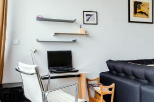 Appartement Sophia, Apartmanok  Casablanca - big - 10