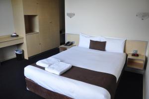 City Park Hotel, Отели  Мельбурн - big - 13