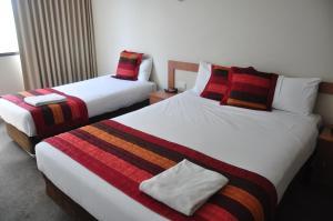 City Park Hotel, Отели  Мельбурн - big - 14
