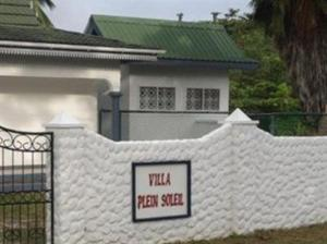 Villa Plein Soleil, Vendégházak  Grand'Anse Praslin - big - 1
