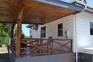 Villa Plein Soleil, Vendégházak  Grand'Anse Praslin - big - 10