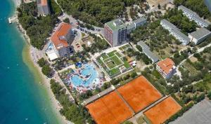 Villa Bougenvilia Tomas, Ferienwohnungen  Tučepi - big - 182