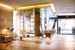 Zenit San Sebastián, Hotels  San Sebastián - big - 21