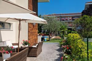 Sporthotel Villa Stella, Hotel  Nago-Torbole - big - 48