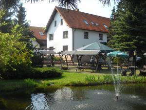 Hotel-Pension Flechsig - Hartmannsdorf bei Kirchberg.