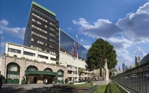 Hotel Plaza San Francisco, Hotel  Santiago - big - 37