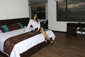 Hotel Valgus, Hotely  Cuenca - big - 34
