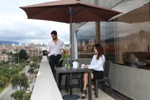 Hotel Valgus, Hotely  Cuenca - big - 42