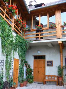 Apartmány Johanka