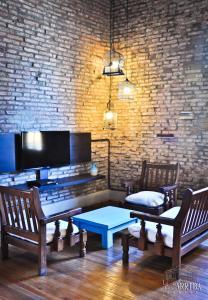 La Casa De Arriba Hostel Rosario, Hostels  Rosario - big - 36