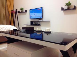 Mahattan International Apartment, Ferienwohnungen  Guangzhou - big - 14