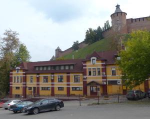 Domino Hotel - Avtozavodskiy Rayon