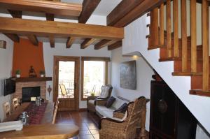Accommodation in Horcajo de la Sierra