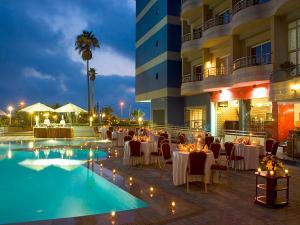 Hôtel Club Val d'Anfa, Касабланка