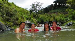 El Pinabete Finca & Cabañas, Мини-гостиницы  Ла-Гранадилья - big - 44