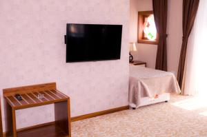 Triple Room with Sea View Kerimbey Hotel