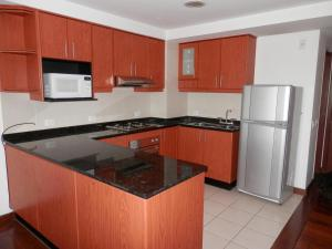Maycris Apartment El Bosque, Апартаменты  Кито - big - 5
