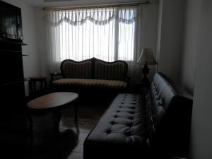 Maycris Apartment El Bosque, Апартаменты  Кито - big - 8