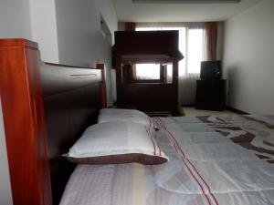 Maycris Apartment El Bosque, Apartmány  Quito - big - 9