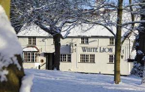 The White Lion Inn, Penziony – hostince  Hampton in Arden - big - 34