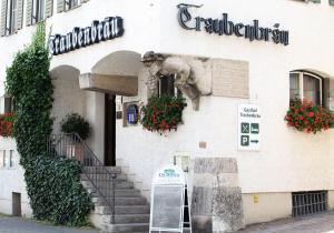 Hotel Gasthof Traubenbräu - Balzhausen