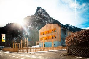 Jugendherberge Oberammergau - Linderhof
