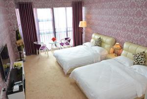 Mahattan International Apartment, Ferienwohnungen  Guangzhou - big - 4