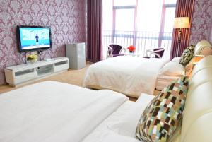 Mahattan International Apartment, Ferienwohnungen  Guangzhou - big - 5