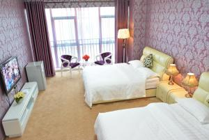 Mahattan International Apartment, Ferienwohnungen  Guangzhou - big - 6