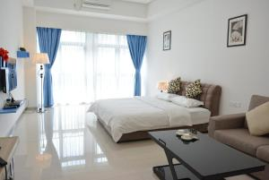 Mahattan International Apartment, Ferienwohnungen  Guangzhou - big - 9