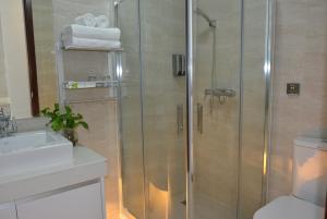 Mahattan International Apartment, Ferienwohnungen  Guangzhou - big - 12