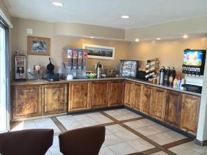 Oakhurst Lodge, Turistaházak  Oakhurst - big - 10