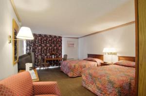 Americas Best Value Inn Cleveland Airport, Hotels  Brook Park - big - 32