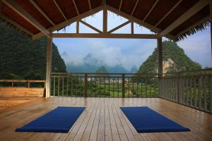 Zen Box House, Pensionen  Yangshuo - big - 54