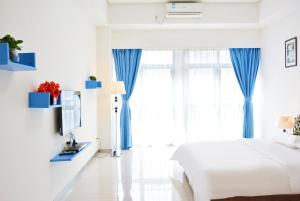 Mahattan International Apartment, Ferienwohnungen  Guangzhou - big - 8