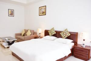 Mahattan International Apartment, Ferienwohnungen  Guangzhou - big - 7