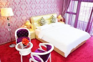 Mahattan International Apartment, Ferienwohnungen  Guangzhou - big - 3