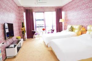Mahattan International Apartment, Ferienwohnungen  Guangzhou - big - 19