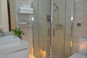 Mahattan International Apartment, Ferienwohnungen  Guangzhou - big - 17