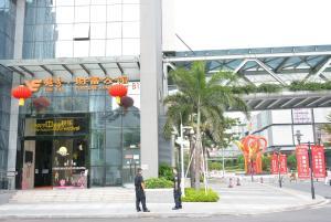 Mahattan International Apartment, Ferienwohnungen  Guangzhou - big - 22
