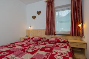 Majon Vajolet - Apartments Luisa, Apartmanok  Vigo di Fassa - big - 17