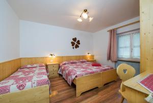 Majon Vajolet - Apartments Luisa, Apartmanok  Vigo di Fassa - big - 12