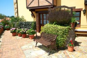 La Solana Montañesa, Hotely  Comillas - big - 38
