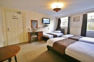Central Hotel Cheltenham by Roomsbooked, Hotely  Cheltenham - big - 39