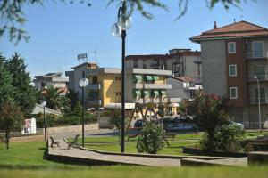 Santoianni, Hotels  San Martino in Pensilis - big - 21