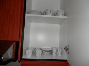 Maycris Apartment El Bosque, Apartmanok  Quito - big - 21