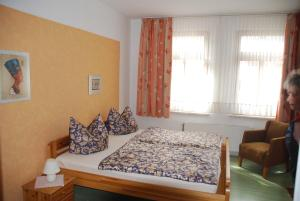 Apartments Gästehaus Im Lindenhof - Großbrembach